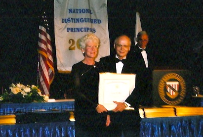 National Distinguished Principal 2000