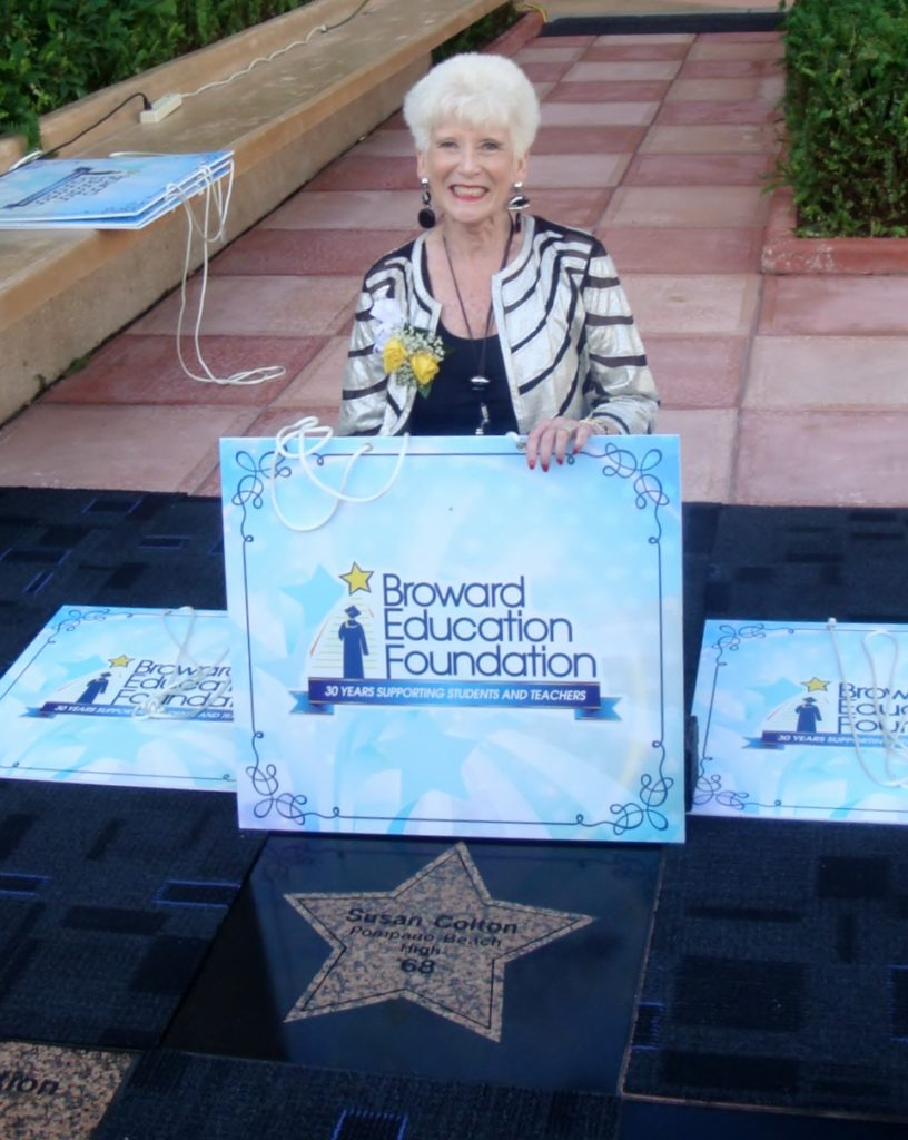 "Broward Education Foundation ""Walk of Fame"""